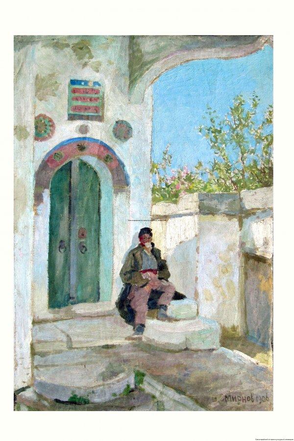 Смирнов В. Мечеть городская