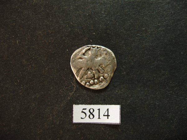 Монета. Московия, XVI в.