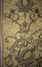 Коврик молитвенный, Крым, XVIII в., фрагмент вышивки.
