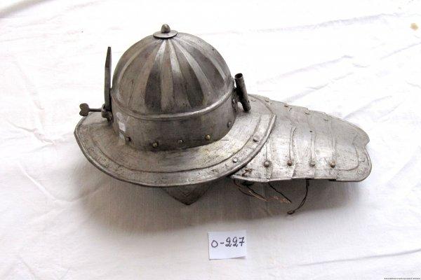 Шлем. Западная Европа. XVII в.