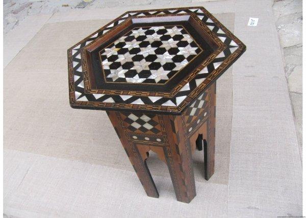 Столик 6-гранный