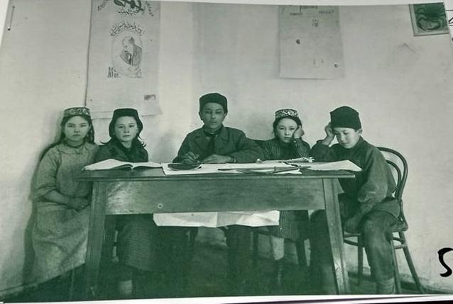 Татарская школа. Бахчисарай. н. ХХ в.