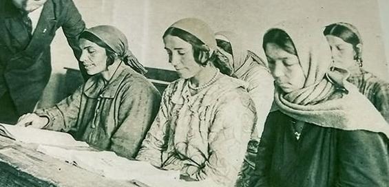 Женская школа. Бахчисарай, н. ХХ в.