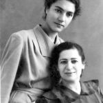 1957г. 5 декабря Рэмзие и Зилха (На память Соничке. Помни и не забывай)