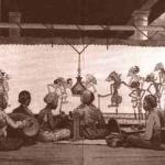 «Карагёз» –  театр теней.