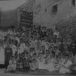 Крымскотатарская женская школа в 1917 г.