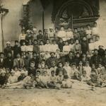 Ханский дворец. Учащиеся и преподаватели