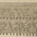 Чевре - часть свадебного подарка докъуз. Фото из фондов ГБУ РК БИКАМЗ.