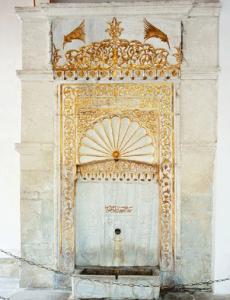 Фонтаны Ханского дворца